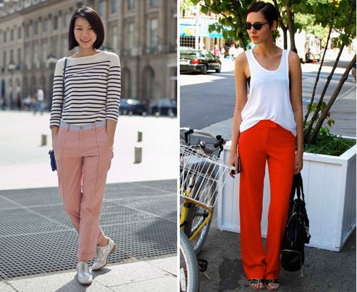 Outfit on the left = want!